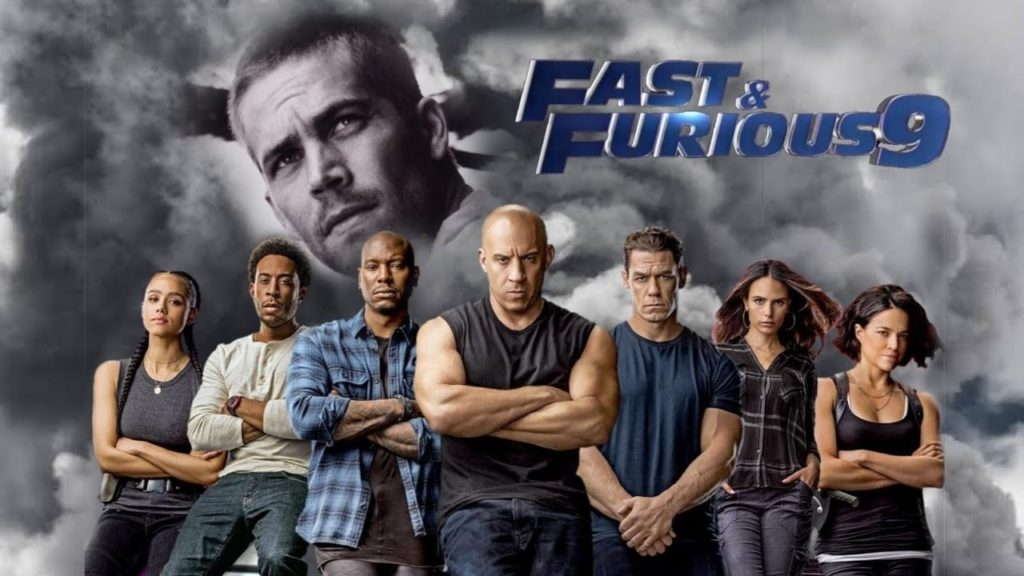 Fast & Furious 9 เร็ว..แรงทะลุนรก 9