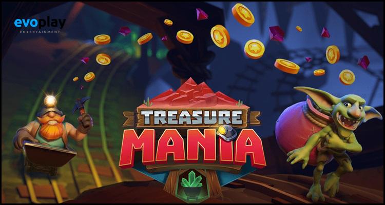 Treasure-mania-evoplay