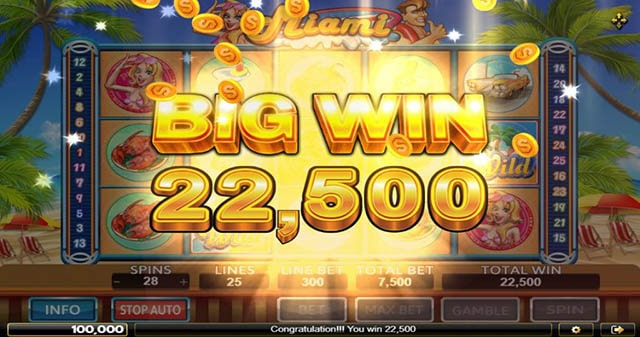 superlsot big win