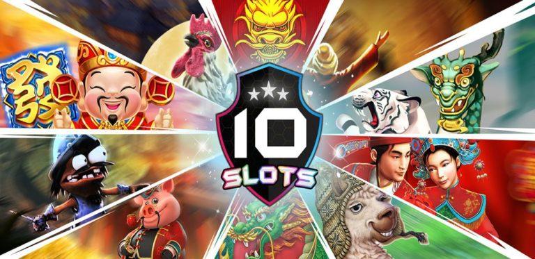 SLOT TOP10