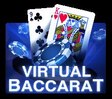 เกมสล็อต Virtual Baccarat
