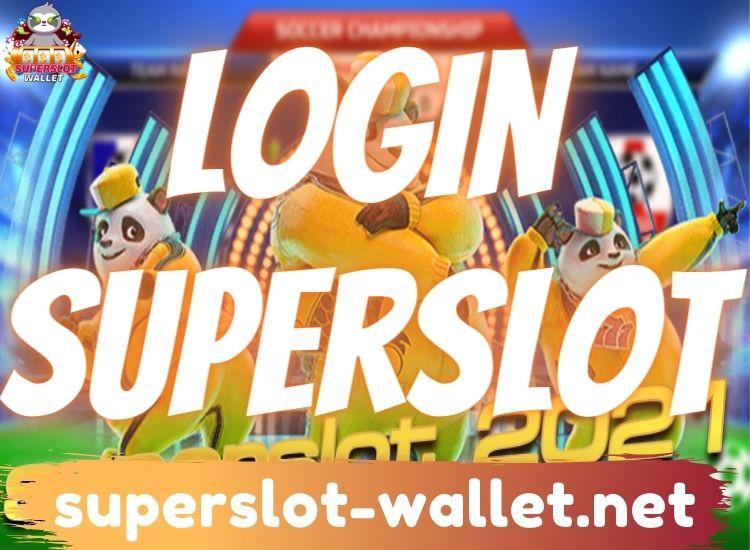 login superslot