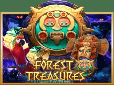 รีวิวเกมสล็อต Forest Treasure ทดลองเล่นสล็อตฟรี slotxo 2021