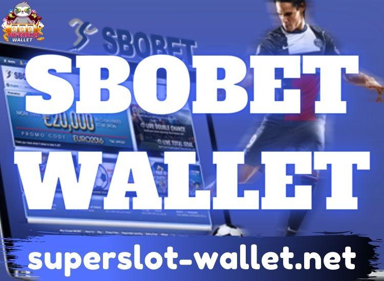 sbobet wallet